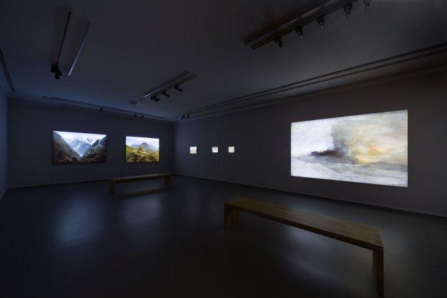 Hiroyuki Masuyama: Ausstellungsansicht Quedlinburg