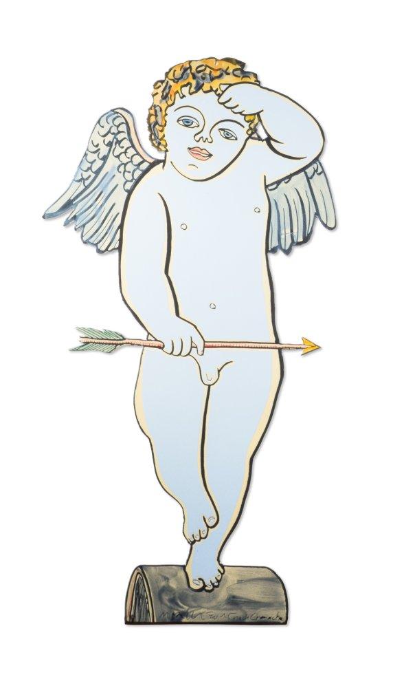 Moritz Götze: Engel
