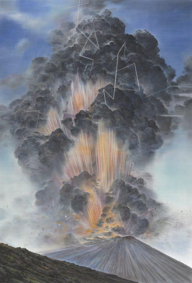 Wieland Payer: Eruption
