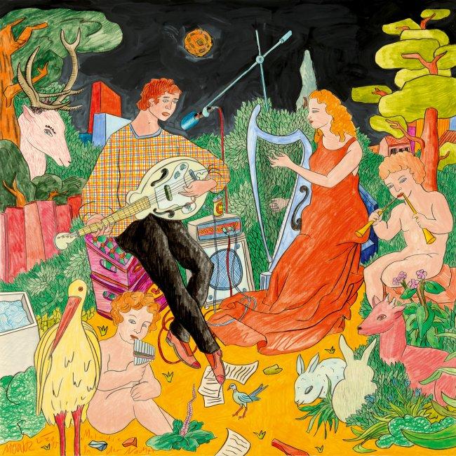 Moritz Götze: Melodie der Nacht
