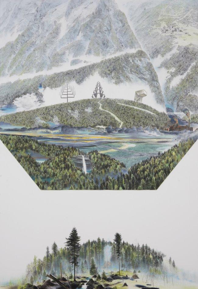 Wieland Payer: Nature Preserve