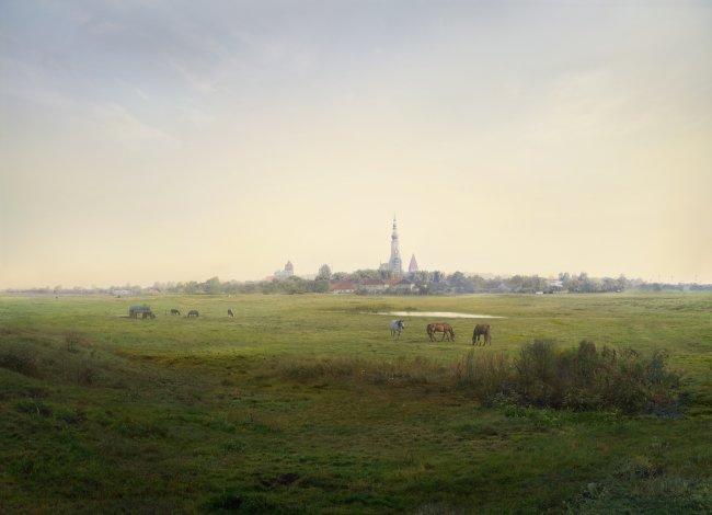 Hiroyuki Masuyama: Wiesen bei Greifswald