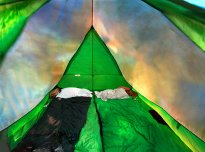 Raissa Venables: Tent Spread