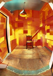 Raissa Venables: Tangerine