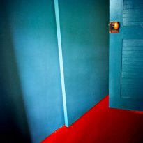 Raissa Venables: Blue Door