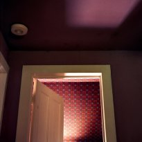 Raissa Venables: Bathroom Ceiling