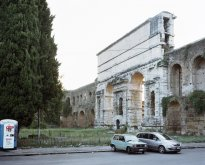 Hans-Christian Schink: Piazza di Porta Maggiore