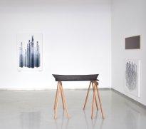 Michiko Nakatani: Boot - Der Schatten des Bootes - Bäume - Schornsteine