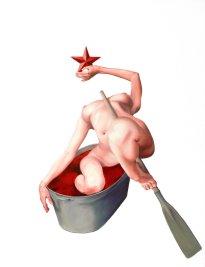 Nguyen Xuan Huy: Figurstudie 8