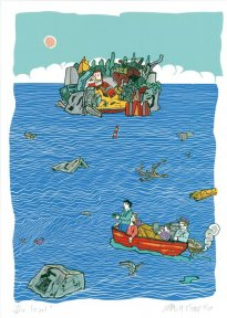 Moritz Götze: Die Insel