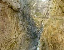 Hiroyuki Masuyama: The Devil ́s Bridge, St Gotthard