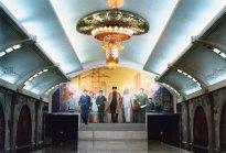 Hans-Christian Schink: Pjöngjang Metro 5