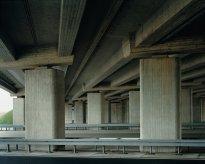 Hans-Christian Schink: A 9 / A 38, Autobahnkreuz Rippachtal (2)