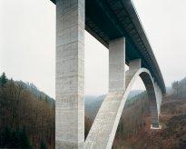 Hans-Christian Schink: A 71, Brücke Wilde Gera