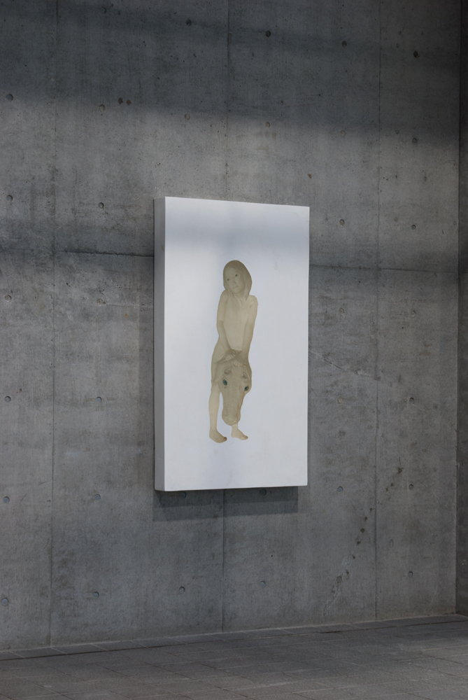 Tama Art University, Gallery Of Sculptur Building. 20 November Until 4  December 2014