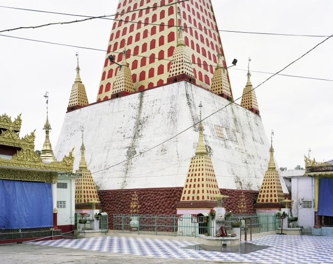 Hans-Christian Schink: Ta Yah Shit Taung Paya, Yangon