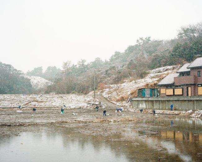 Hans-Christian Schink: Shichigahama, Kozuka, Miyagi Prefecture