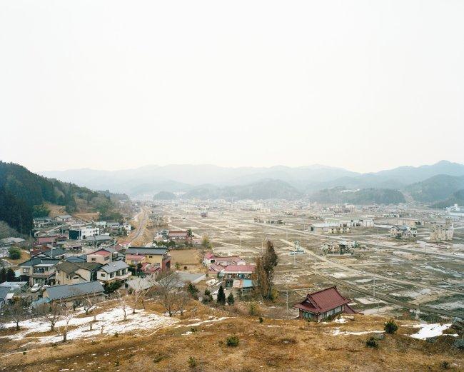 Hans-Christian Schink: Kesennuma, Sakaecho, Miyagi Prefecture