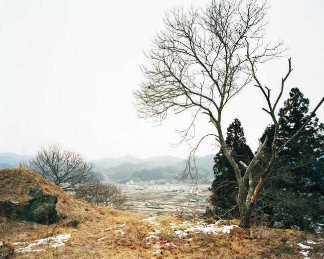 Hans-Christian Schink: Kesennuma, Uohamacho, Miyagi Prefecture