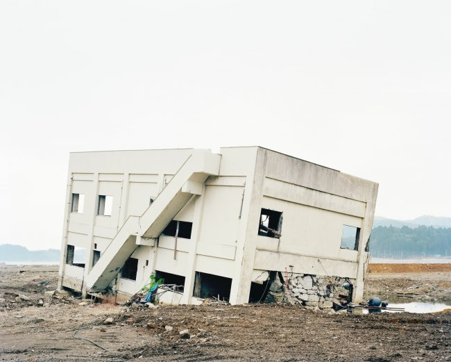 Hans-Christian Schink: Rikuzentogura, Tokura, Miyagi Prefecture