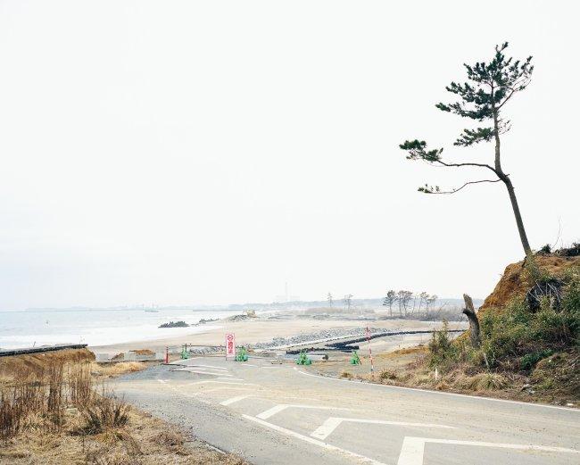 Hans-Christian Schink: Shinchi, Rachikizaki, Fukushima Prefecture