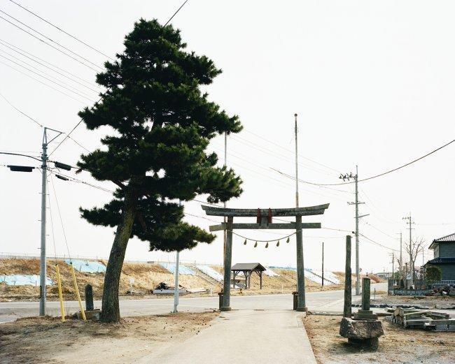 Hans-Christian Schink: Watari, Kawaguchi Shrine, Miyagi Prefecture