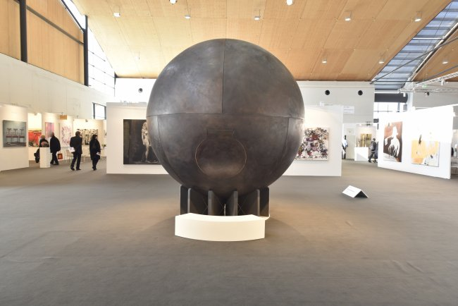 Hiroyuki Masuyama: Star Sphere 2018 (2)
