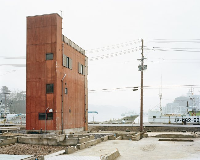 Hans-Christian Schink: Kesennuma, Sakanamachi (1), Miyagi Prefecture