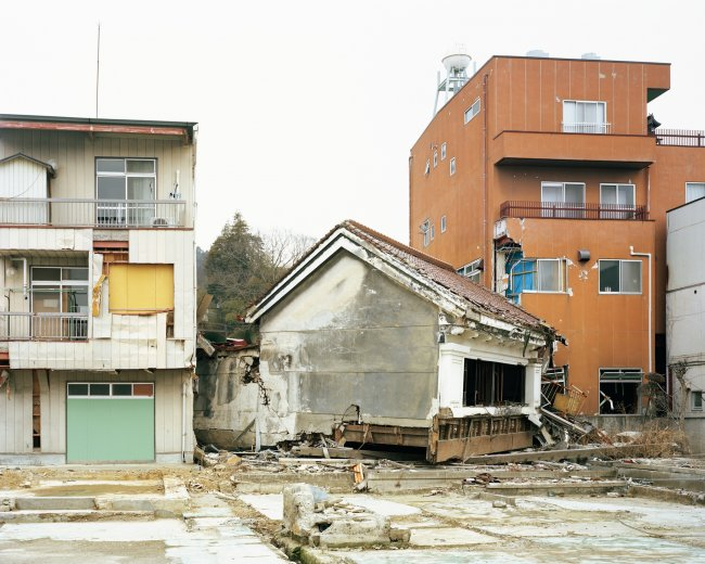 Hans-Christian Schink: Kesennuma, Sakanamachi (2), Miyagi Prefecture