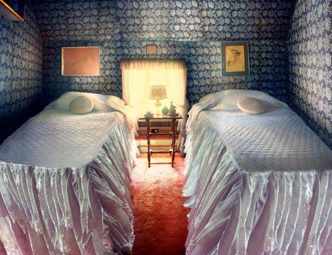 Raissa Venables: Double Bed Room