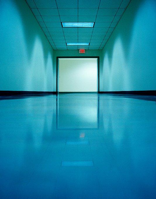 Raissa Venables: Blue Hall
