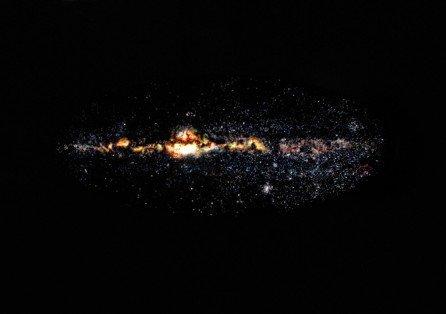 Hiroyuki Masuyama: Milky way