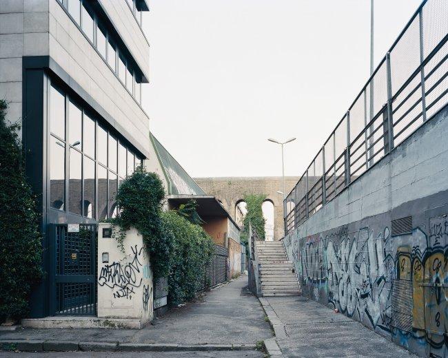 Hans-Christian Schink: Via Casilina (1)