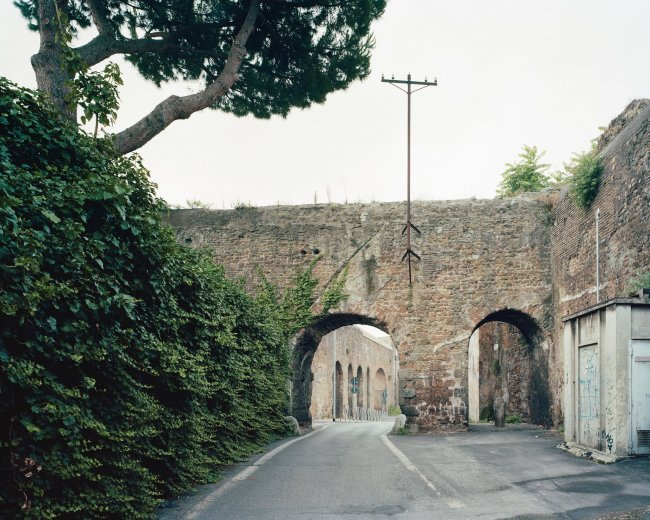Hans-Christian Schink: Via del Mandrione (1)