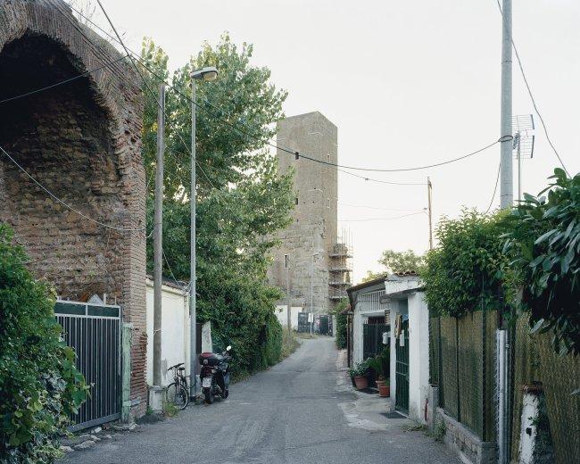 Hans-Christian Schink: Vicolo di Torre Fiscale