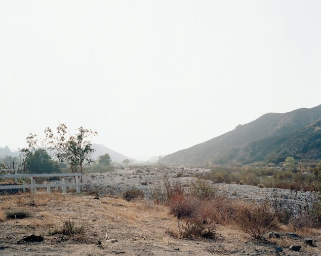 Hans-Christian Schink:  Big Tujunga Canyon Road
