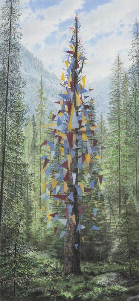 Wieland Payer: Der Baum