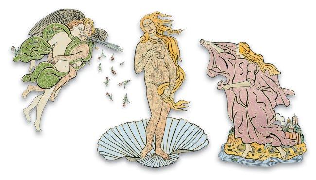Moritz Götze: Die Geburt der Venus