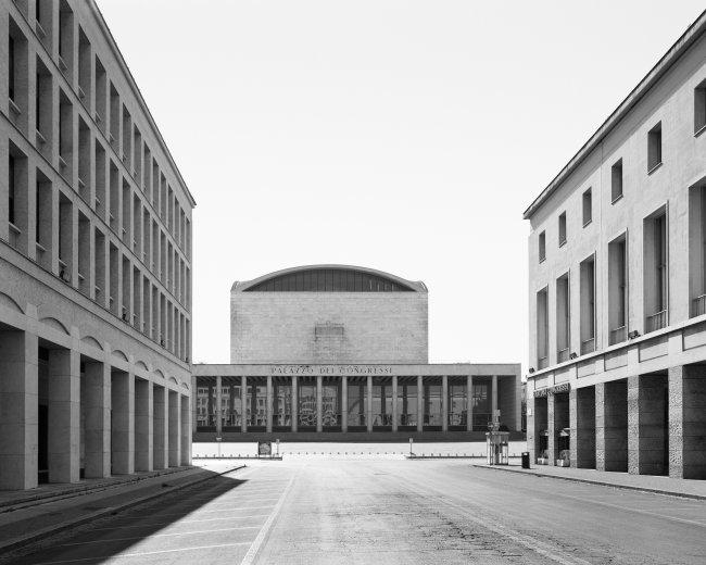Hans-Christian Schink: Viale Civilta del Lavoro (1)