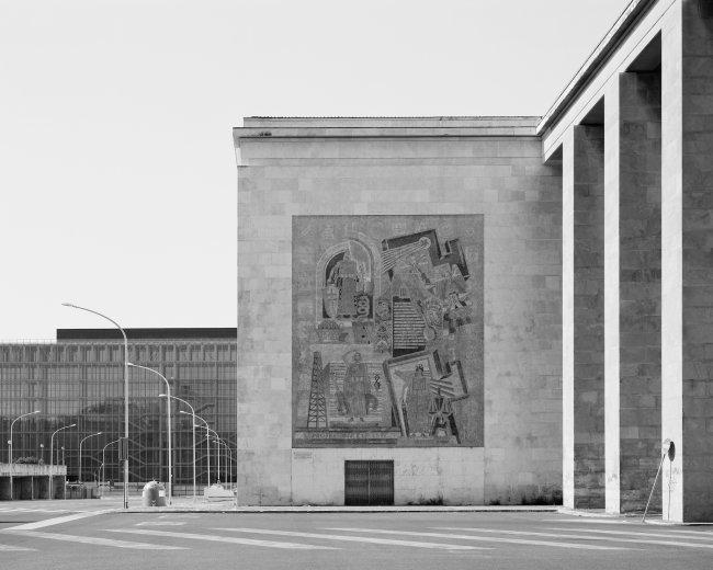 Hans-Christian Schink: Viale della Civilta Romana (3)