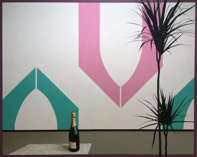 Meisterklasse Annette Schröter: Jonathan Kraus, Champagner