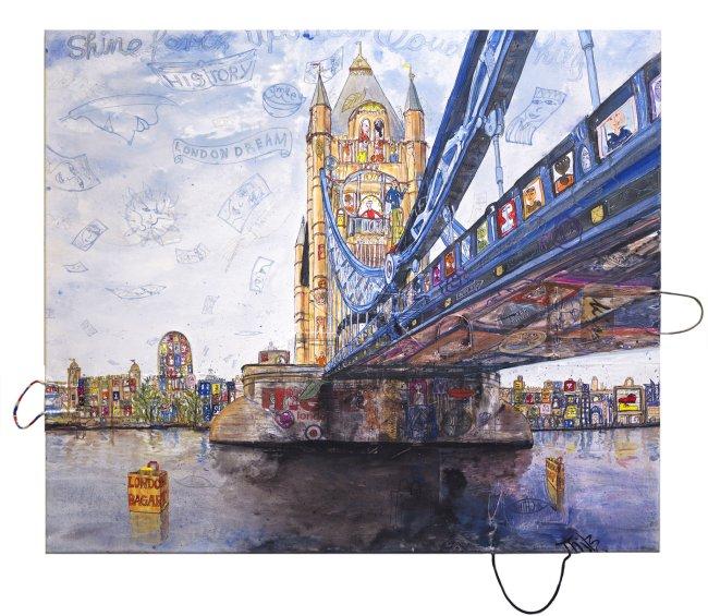 Thitz: London TowerBridge