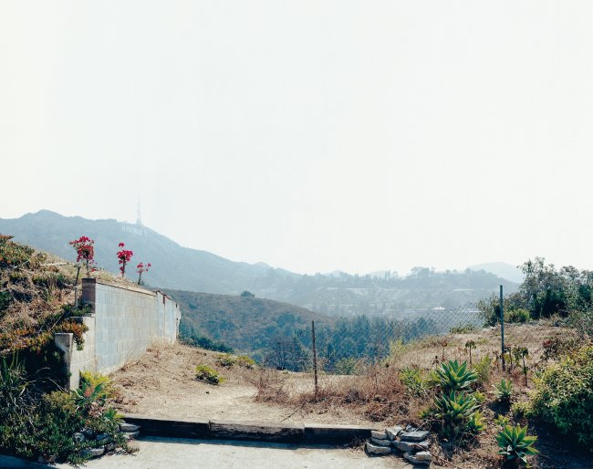 Hans-Christian Schink: Los Angeles, Lakeridge Drive