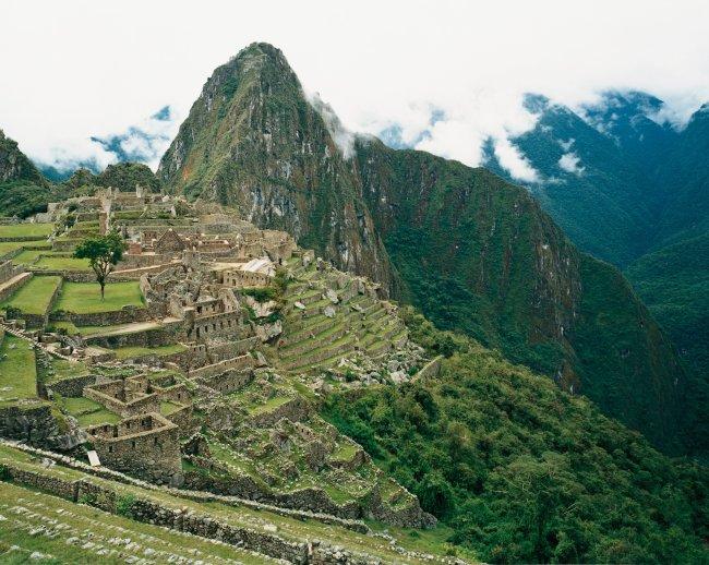 Hans-Christian Schink: Machu Picchu (1)