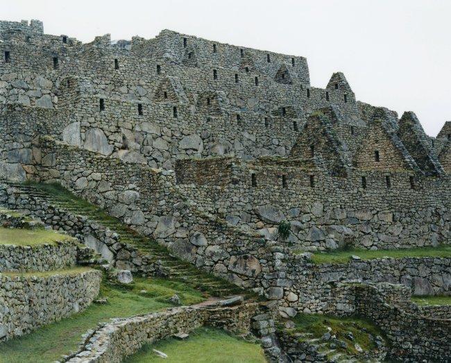 Hans-Christian Schink: Machu Picchu (2)