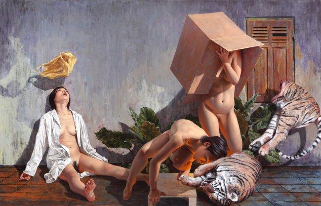 Nguyen Xuan Huy: Melancholia