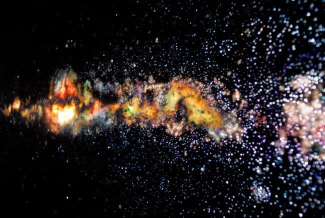 Hiroyuki Masuyama: Milky Way (2)
