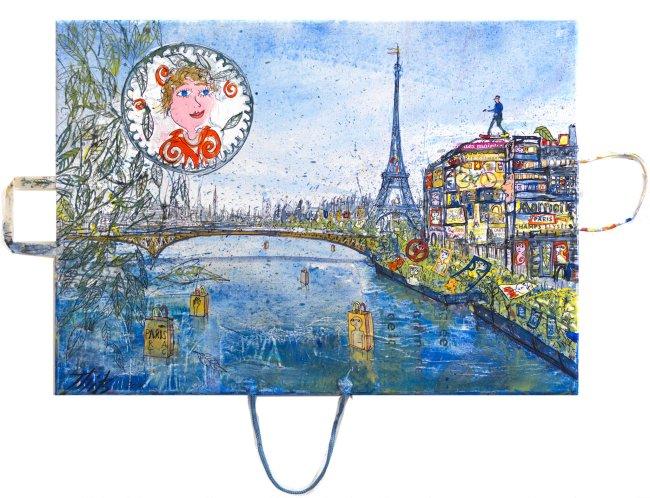 Thitz: Paris - Fenêtre