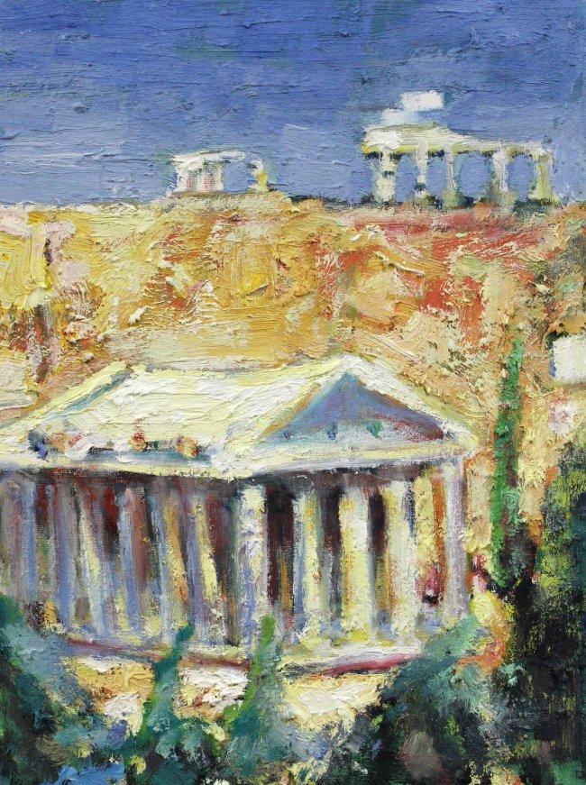 Harald Reiner Gratz: Parthenon