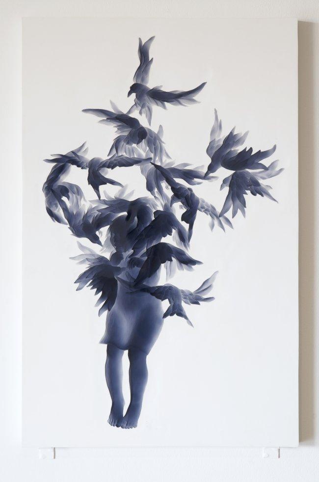 Michiko Nakatani: Schwarze Vögel